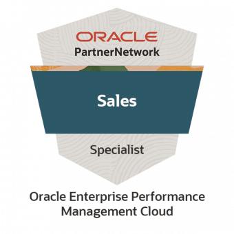 Oracle Cloud EPM - Narrative Reporting Sales Specialist