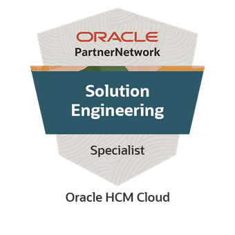 Oracle HCM Cloud Solution Engineering Specialist